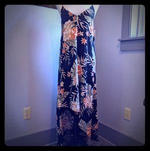 Billabong Asymmetric Hem Dress NWT.